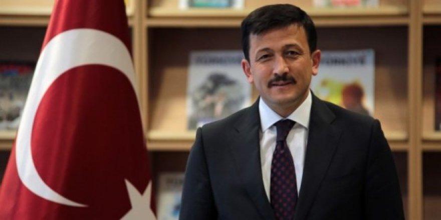 AK PARTİLİ DAĞ'DAN 'DİYARBAKIR ANNELERİ' AÇIKLAMASI