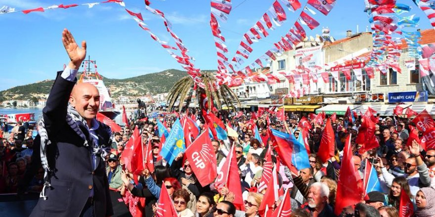 CHP İZMİR ADAYI TUNÇ SOYER: 'FOÇA'YI DÜNYA MARKASI YAPACAĞIZ'