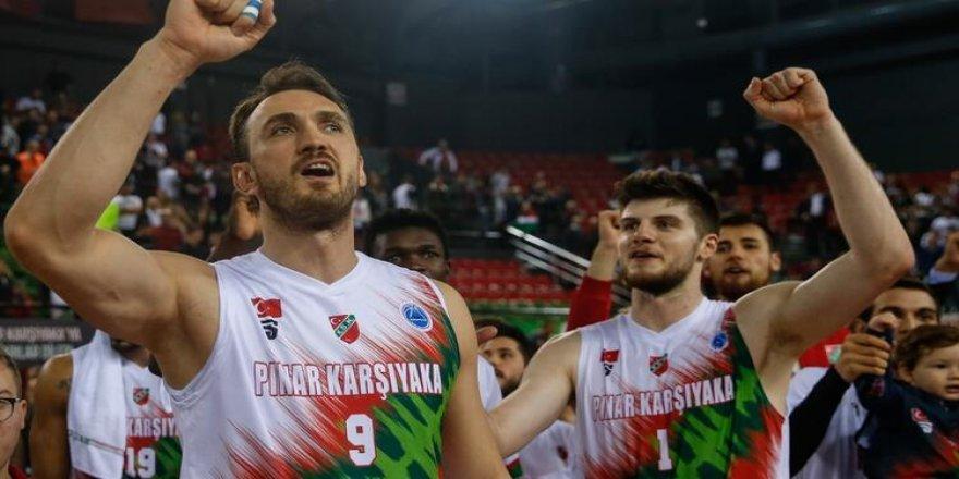 PINAR KARŞIYAKA'NIN FIBA KONUĞU BAHÇEŞEHİR KOLEJİ