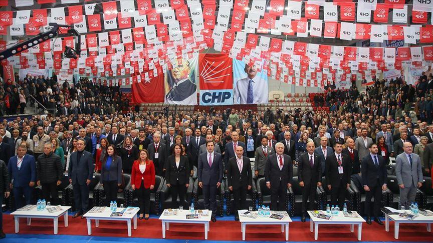 CHP 29 ilde kongrelerini tamamladı