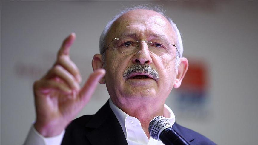 Kılıçdaroğlu: Türkiye büyüyecekse bunun yolu demokrasidir