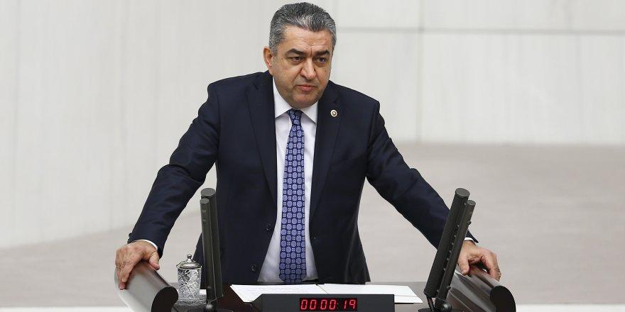 CHP İZMİR MİLLETVEKİLİ SERTER BAKANLARA 'KORONA VİRÜSÜ' NÜ SORDU