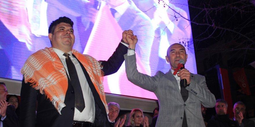 CHP İZMİR BUCA'DA BİRLEŞTİ