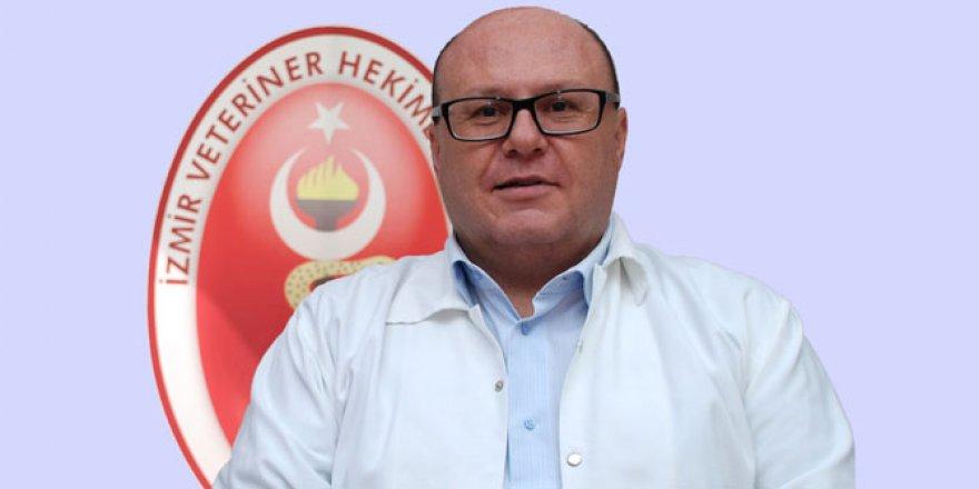 İZMİR VETERİNER HEKİMLER ODASI'NDAN 'KORONAVİRÜS' AÇIKLAMASI..YÜZÜMÜZ YOK..