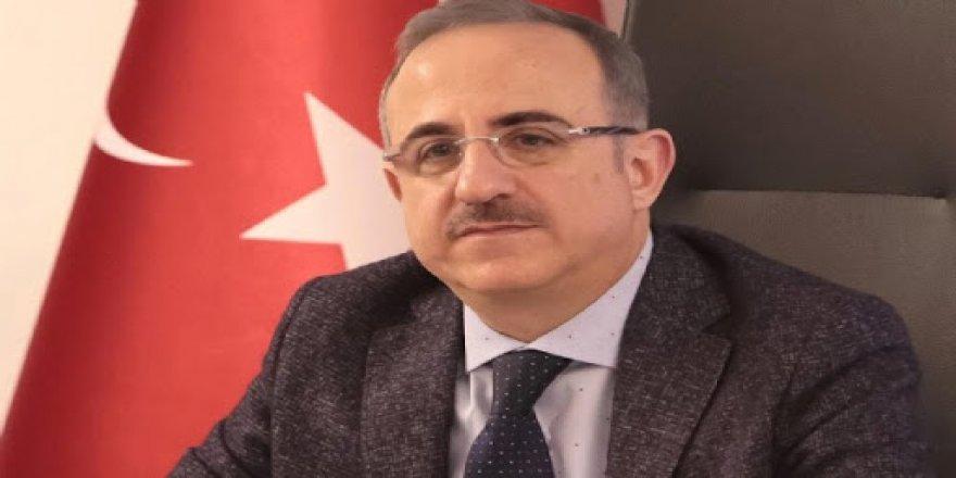AK PARTİ İZMİR İL BAŞKANI SÜREKLİ'DEN 'KORONAVİRÜS MESAJLARI'