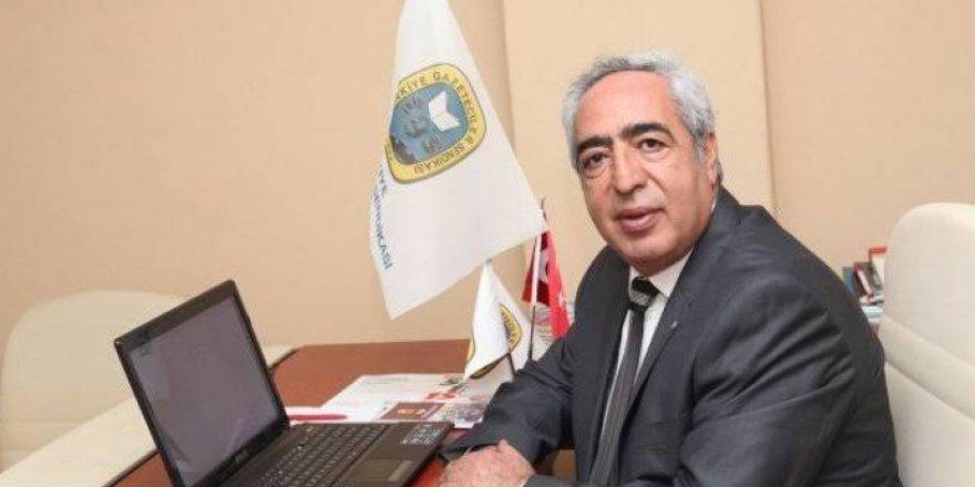 TGS İZMİR ŞUBESİ BAŞKANI HÜNER: 'TUTUKLU GAZETECİLERE MEKTUP YAZALIM'