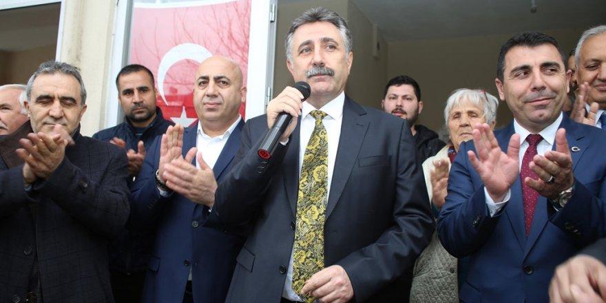 """CHP'Lİ SANDAL: """"BAYRAKLI'DA HİÇ OLMADIĞI KADAR BÜYÜK BİR HEYECAN VAR"""""""