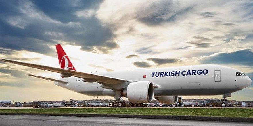 TURKİSH CARGO İZMİR'DEN SEFERLERİNE BAŞLIYOR