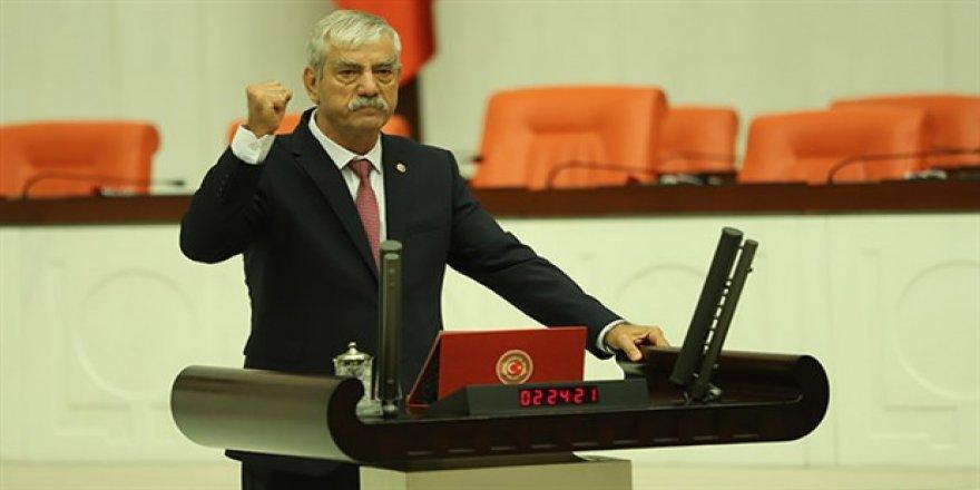 CHP'Lİ BEKO: 'KREDİ BULAMAYAN İKTİDAR GÖZÜNÜ ATATÜRK'ÜN HİSSELERİNE DİKTİ'