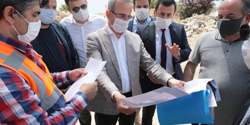 AK PARTİ İZMİR İL BAŞKANI SÜREKLİ'DEN CHP'YE GÖNDERME....