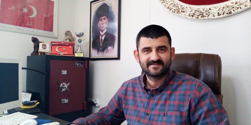 MENEMEN'DE GARİBANIN SOĞANI AK PARTİLİ YÜKSEL'DEN