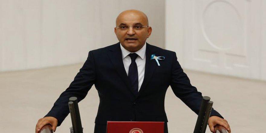 CHP'Lİ POLAT ZEUS SUNAĞI'NI BAKAN ERSOY'A SORDU