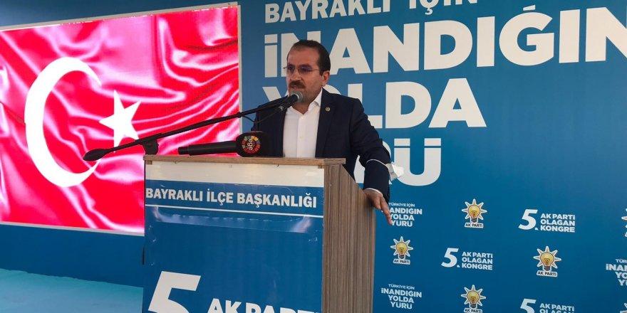 AK PARTİ İZMİR MİLLETVEKİLİ KIRKPINAR: 'TÜRKİYE LİG ATLADI'