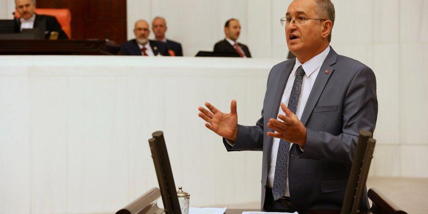 CHP'Lİ SERTEL'DEN 'HIZLI TREN' ELEŞTİRİSİ