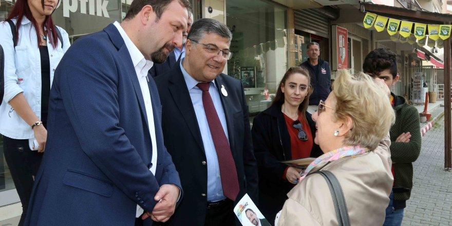 CHP'Lİ SINDIR: '42 MİLYON DÖNÜM VERİMLİ ARAZİ EKİLİP, BİÇİLEMİYOR'