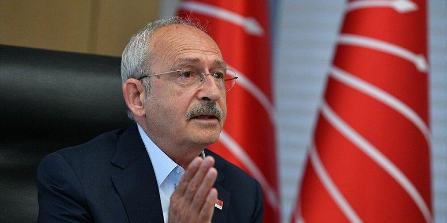 KEMAL KILIÇDAROĞLU ALİYEV'E MEKTUP YAZDI..CHP'DEN AÇIKLAMA..