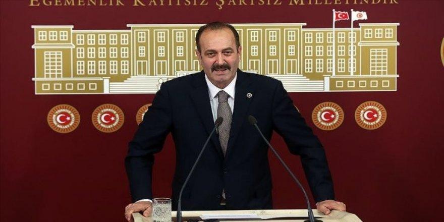 MHP İZMİR MİLLETVEKİLİ OSMANAĞAOĞLU'NDAN 'ASKIDA EKMEK' AÇIKLAMASI