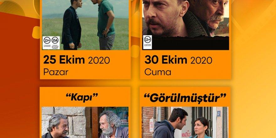 İZMİR'DE 'ÖDÜLLÜ FİLMLER' GÜNLERİ
