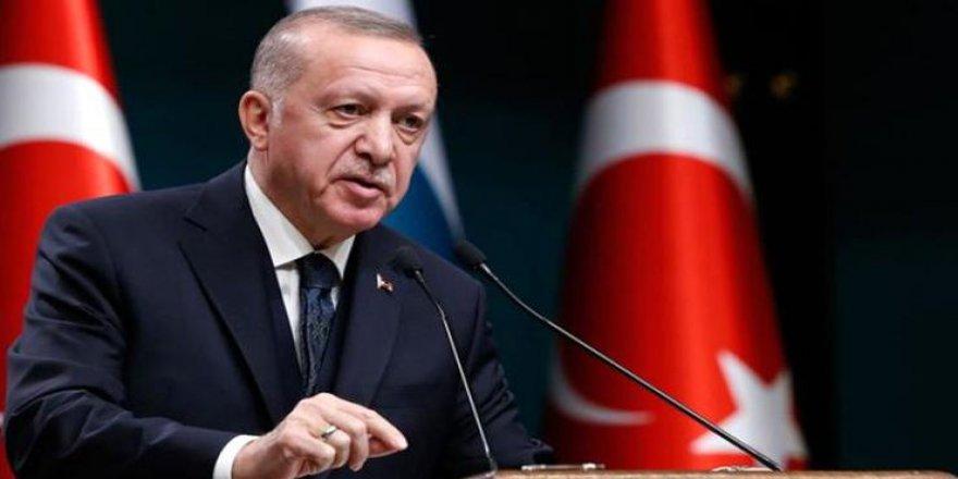 CUMHURBAŞKANI ERDOĞAN: ' AVRUPALI FAŞİSTLER BİZİ HEDEF TAHTASINA KOYMUŞLAR'