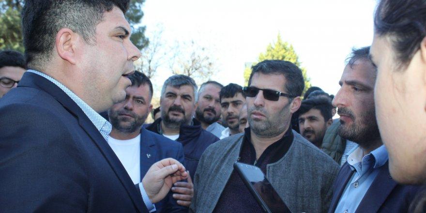 CHP'Lİ ERHAN KILIÇ'TAN PAZARCI ESNAFINA SÖZ