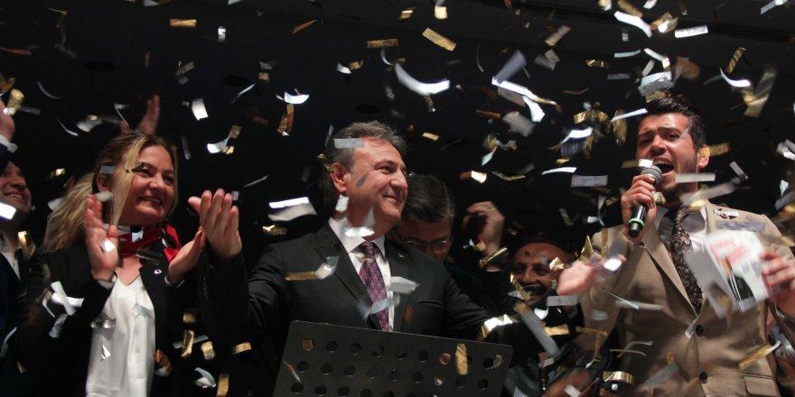 CHP'Lİ İDUĞ'DAN, 450 KİLOMERTELİK SEÇİM KOŞUSU