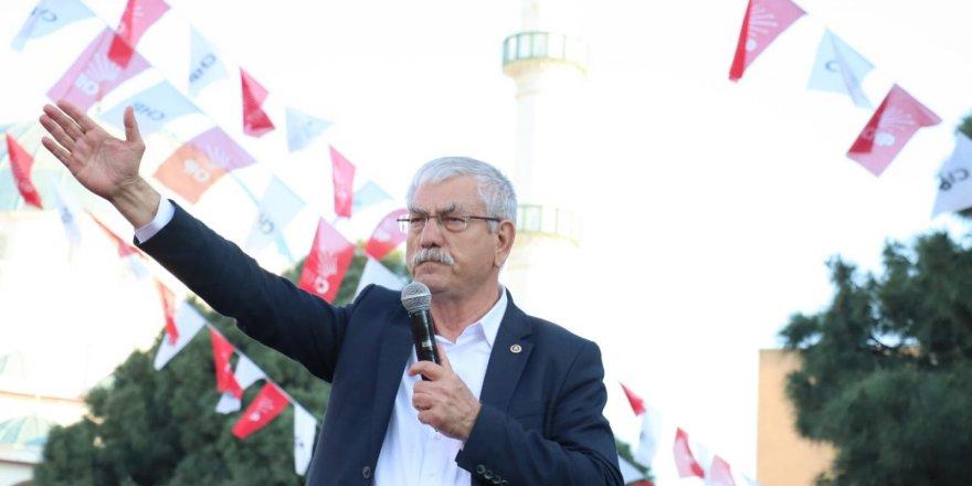 CHP'Lİ BEKO: BİR OYLA İZMİR GÜZELLEŞİR,TÜRKİYE DEĞİŞİR