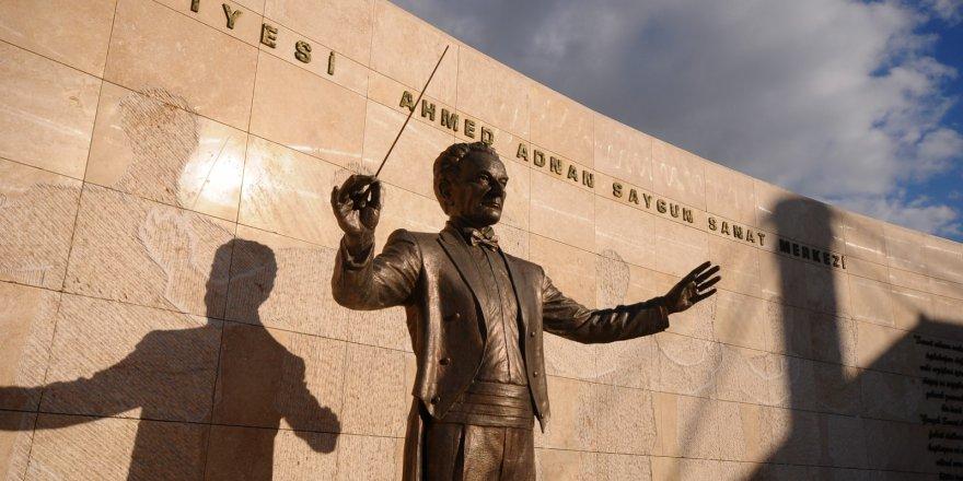 AHMED ADNAN SAYGUN İZMİR'DE ANILIYOR..CANLI YAYINLANACAK..