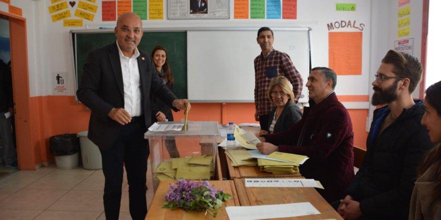 CHP'Lİ MAHİR POLAT OYUNU KULLANDI!