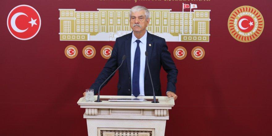 CHP İZMİR MİLLETVEKİLİ KANİ BEKO 'ORMAN ARAZİLERİ'Nİ SORDU