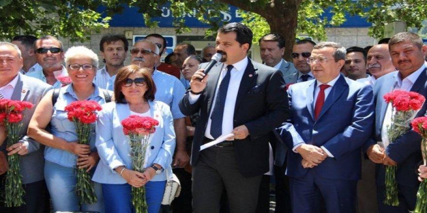 CHP'Lİ ÇAĞRI GRUŞÇU'DAN AK PARTİLİ BAŞDAŞ'A 'KONAK GÖÇÜ ' CEVABI