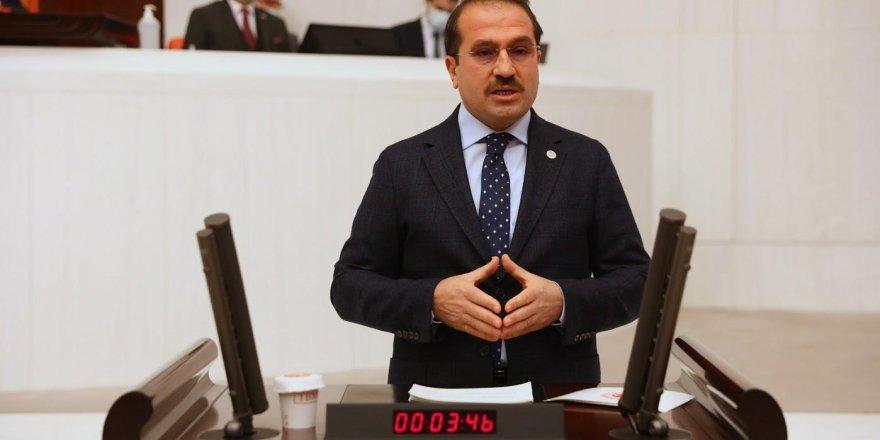 AK PARTİ İZMİR MİLLETVEKİLİ KIRKPINAR'DAN SOYER'E 'TARIM' ELEŞTİRİSİ