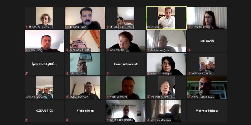 CHP İZMİR'DEN İLÇE BAŞKANLARI ZİRVESİ