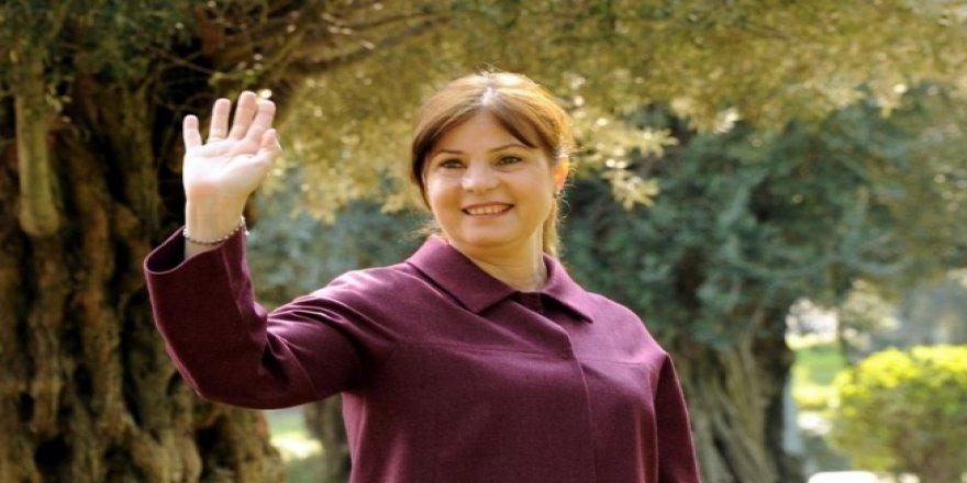 BALÇOVA'DA ZAFER CHP'Lİ FATMA ÇALKAYA'NIN