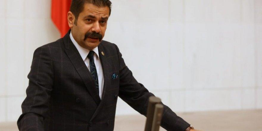 MHP İZMİR MİLLETVEKİLİ PROF. DR. KALYONCU'DAN ÖNEMLİ 'SU' AÇIKLAMASI