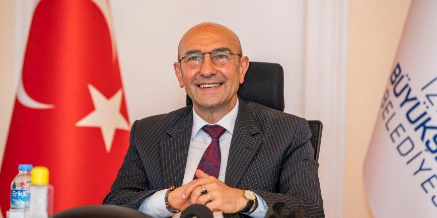 TUNÇ SOYER:'HEDEF İZMİR'E YILDA 4 MİLYON TURİST GETİRMEK'