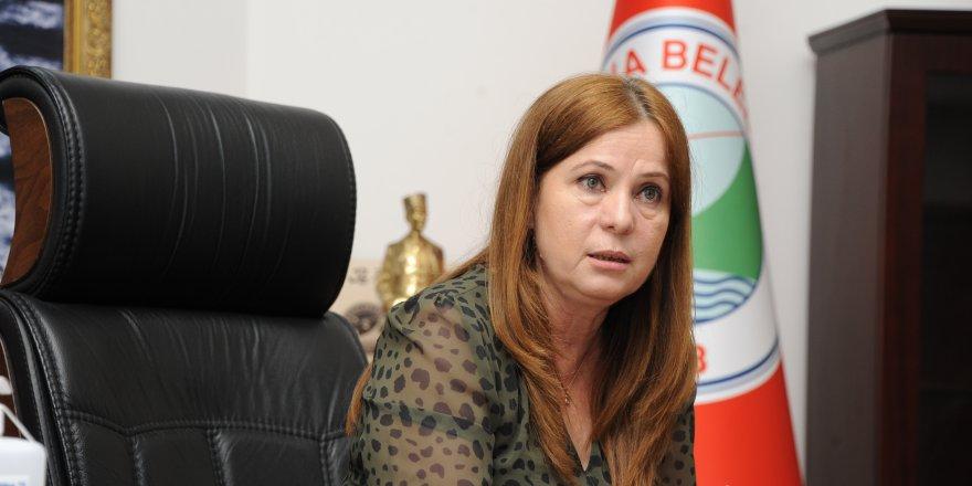 BALÇOVA BELEDİYESİ'NDE 'MİKROP' HAREKATI