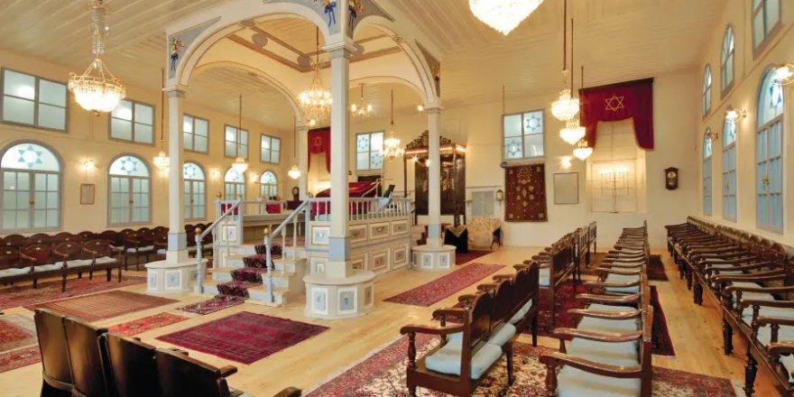 İZMİR MUSEVİ CEMAATİ'NDEN 'KEMERALTI' AÇIKLAMASI