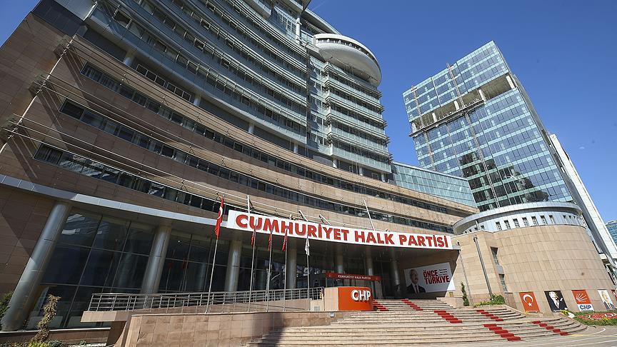 CHP'den 'Sokak Ekonomisi Çalıştayı'