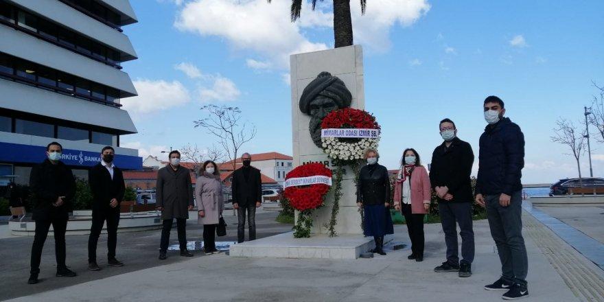 İZMİRLİ MİMARLAR 'MİMAR SİNAN'I ANDILAR