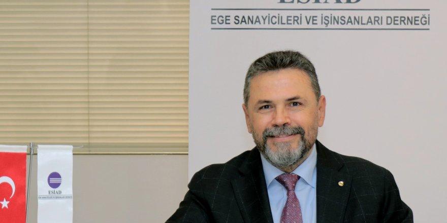ESİAD: 'İHRACATI DURDURAN KONTEYNER KRİZİNE ÇARE BULUNMALI'