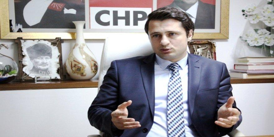 CHP İZMİR İL BAKANI YÜCEL'DEN 'ENGELLİLER HAFTASI' MESAJI
