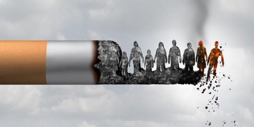 'DUMANSIZ EGE' GÜNLERİ...HER YIL 8 MİLYON KİŞİ ÖLÜYOR...