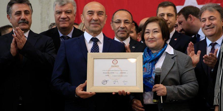 SOYER: 'BUGÜN BU GÖREVİ ALDIK ONU GURURLA BIRAKMAYI DA BİLECEĞİZ'