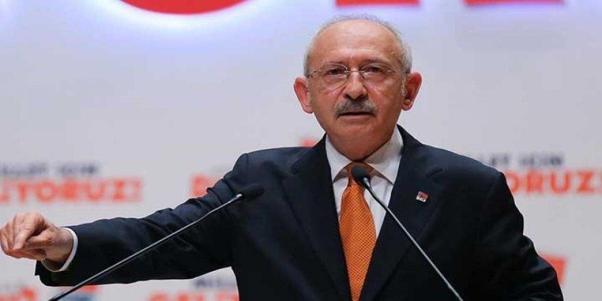 CHP GENEL BAŞKANI KILIÇDAROĞLU İZMİR'E GELİYOR..İŞTE PROGRAM