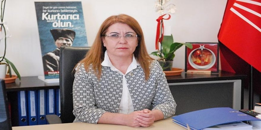 CHP GENEL BAŞKAN YARDIMCISI KARACA: 'MAÇ BİTTİ, SAHAYI TERK EDİN'