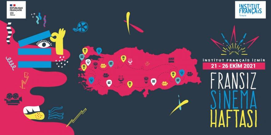 İZMİR'DE 'FRANSIZ SİNEMASI' GÜNLERİ