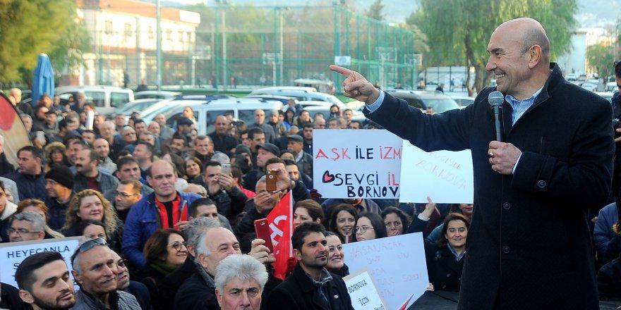 SOYER: PROJELERİMİZİ 26 ŞUBAT'TA AÇIKLAYACAĞIZ!
