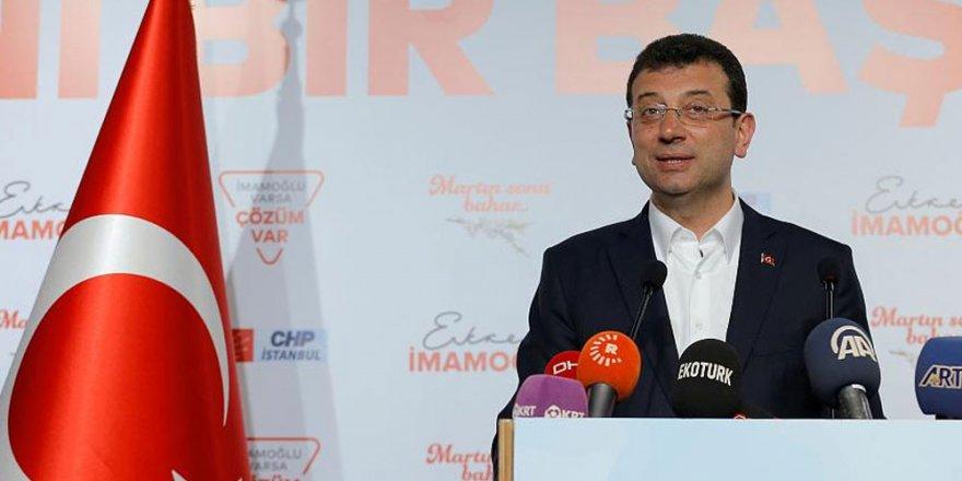 CHP'LİLER VE İMAMOĞLU MAZBATAYI ALMAYA GİDİYOR...