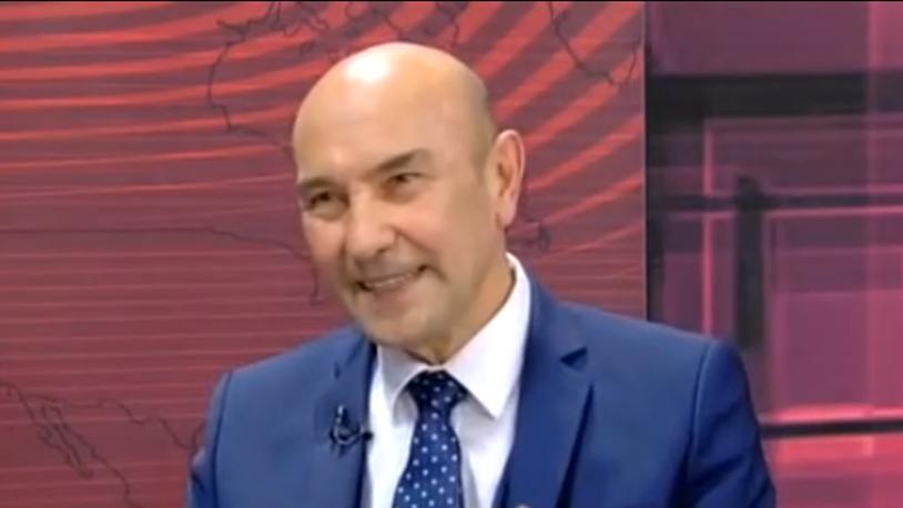 CHP'nin İzmir adayı Tunç Soyer, 'çılgın projesini' açıkladı