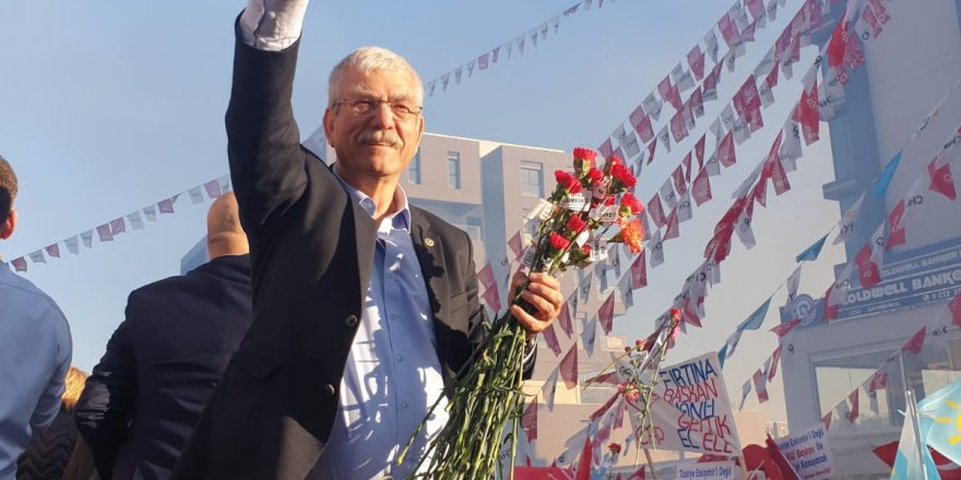 CHP İZMİR MİLLETVEKİLİ BEKO'DAN 1 MAYIS ÇAĞRISI